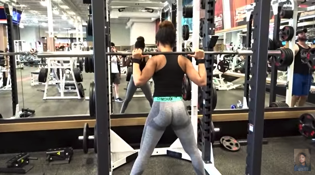 Legs & Glute Workout